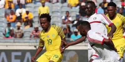 Soudan - Afrique du Sud, 2-0