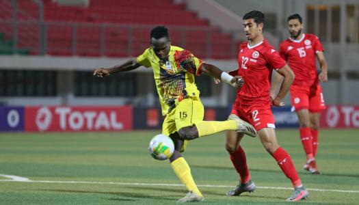 CAN U20 : L'Ouganda étrille la Tunisie  en demie