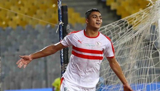 Zamalek: Emam Ashour prend 12 matches !