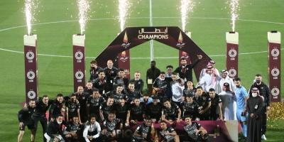 Al-Sadd : champion qu Qatar 2020-2021