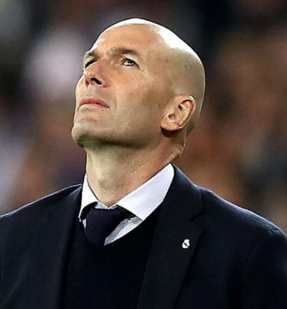 Zidane : stop ou encore avec le Real Madrid ?