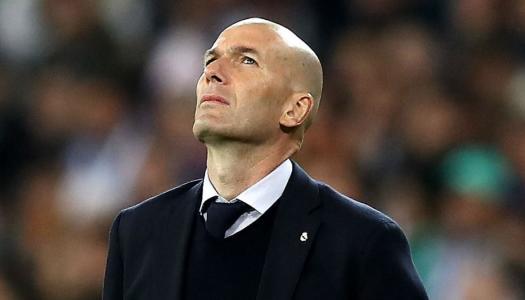 Quand l'Italie et la Juve manquent à Zidane