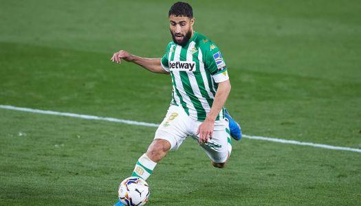 Fekir enrage de manquer Real-Betis
