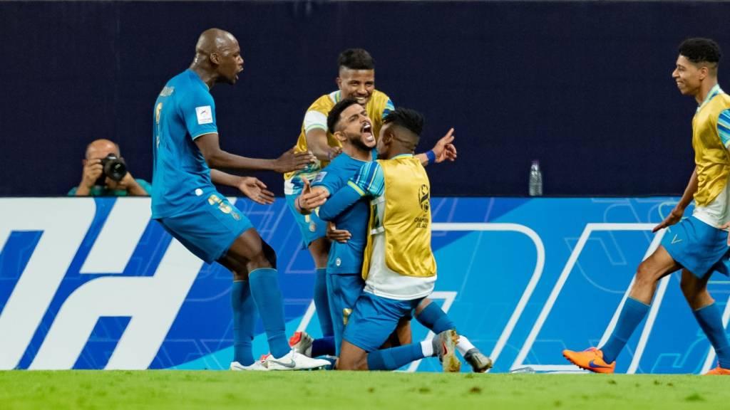 Al Nassr Riyad  en  huitièmes  (photo afc.com)
