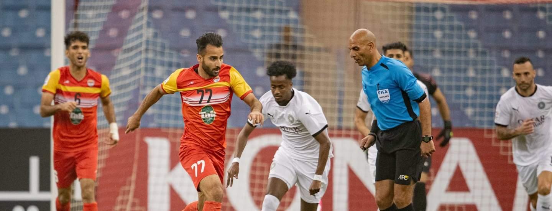 Al Sadd - Foolad Khouzestan, 1-1. ( photo afc.com)