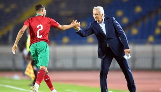 Maroc: Halilhodzic a la rage de vaincre