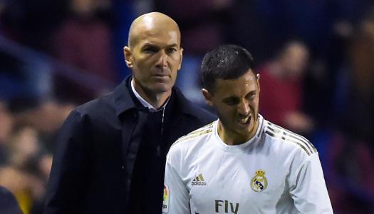 Real Madrid : Zidane et le hasard avec Hazard