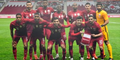 Qatar ; champion d'Asie en titre