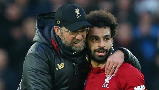 Klopp dit encore merci à Salah