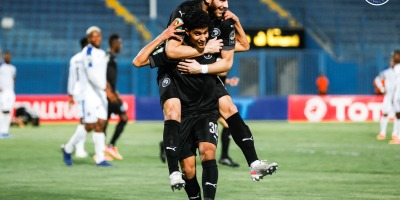 Pyramids FC : une balade qui assure qasiment une place dans le top 4  de la Coupe de la Confédération aux Egyptiens ( photo page Facebook du Pyramids DC)