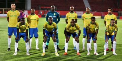 Mamelodi Sundowns : photo page officielle  facebook du club