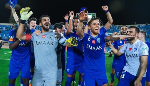 Saudi League : 17e titre pour Al Hilal