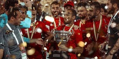 Ahly : 7e victoire en supercoupe d'Afrique( photo page Facebook alAhly)