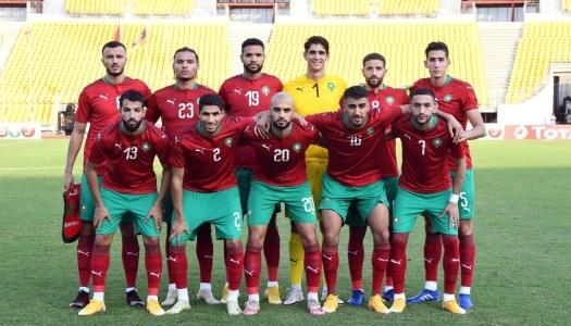 Maroc : Les 26 Lions de l'Atlas de coach Vahid