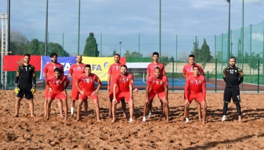 CAN Beach Soccer :Maroc et Egypte pour la gagne