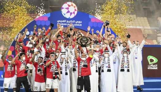 Emirats  (AGL ): Al Jazira, champion au finish