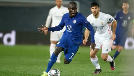 LDC : Le Real éliminé, Zidane fair play