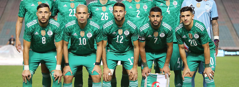 Algérie : trois matches et trois succès en dix jours pour les protégés de Djamel Belmadi ( photo page officielle faf.dz)