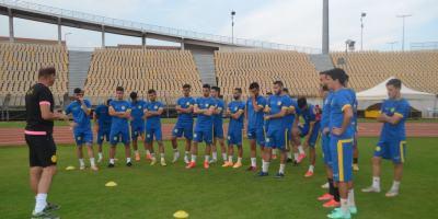 JSK : les Kabyles prêts pour un spirint final de folie sous la direction de Denis Lavagne ( photo page facebook JSK)