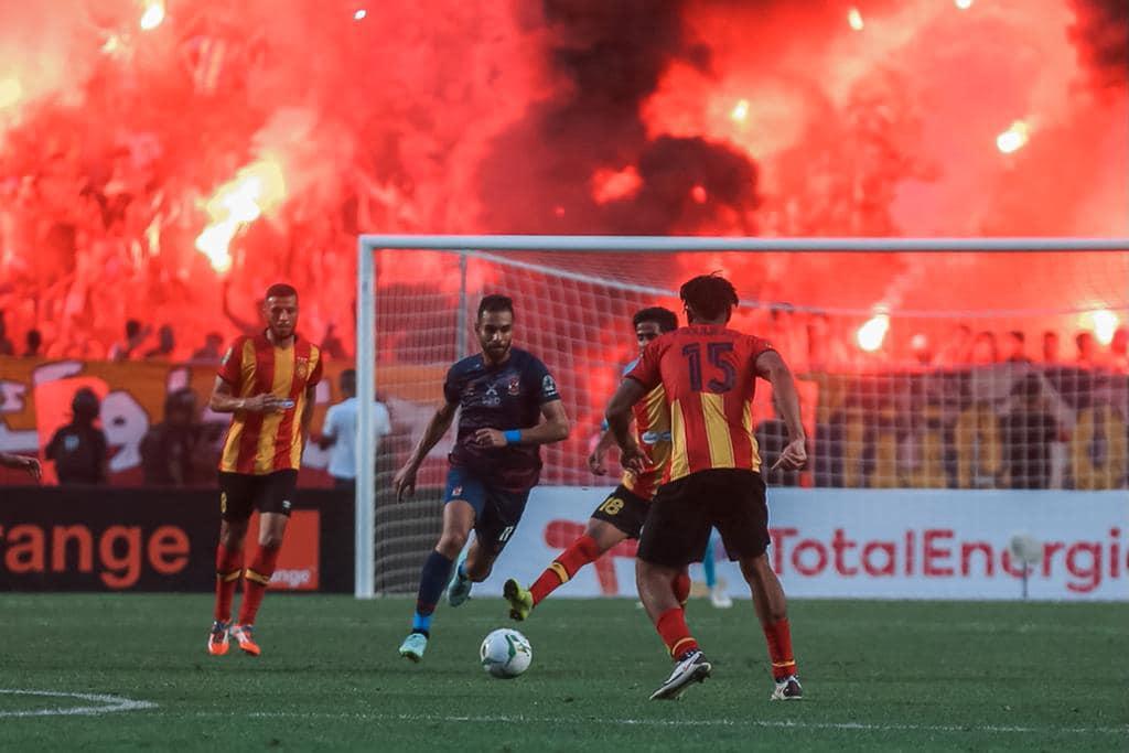 ES Tunis : les Sange et Or en manque d'inspiration et d'efficacité ( photo page Facebook d'Al Ahly)