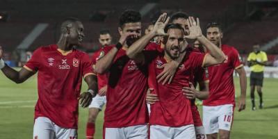 Al Ahly :  en finale au détriment de l'ES Tujnis sans coup férir  ( photo