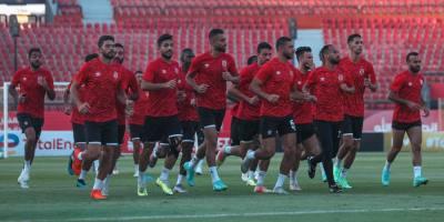 Al Ahly :  sérénite des Red Devils avant d'accueillir l'ES Tunis (photo page facebook Al Ahly)