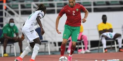 Maroc - Ghana, 1-0