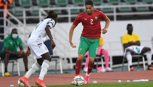 le Maroc bat le Ghana et c'est tout