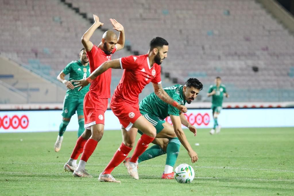Tunisie - Algérie, 0-2