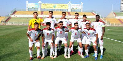 Maroc U20 : victoie fleuve face au Tadjikistan (6-1)