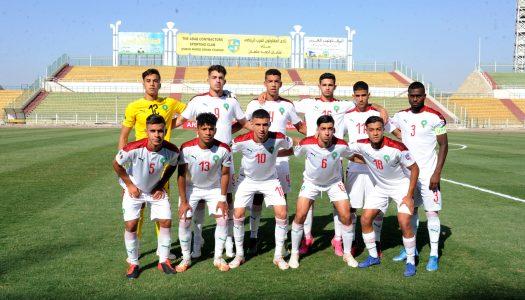 Coupe arabe U20: l'Afrique du nord en ordre marche