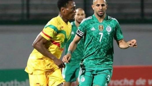 Algérie-Mali (1-0) :Un succès dans la douleur