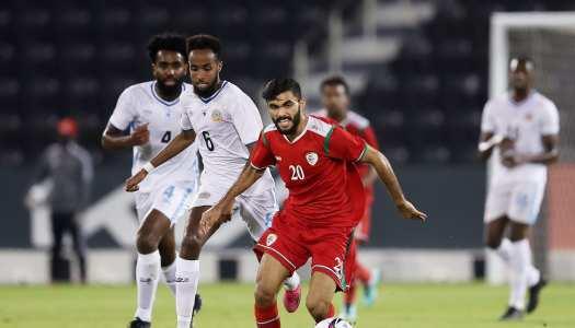 Coupe arabe FIFA : Oman valide son billet