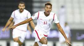 Mondial 2022 : Premier bonheur pour Oman : l'accès au 3e tour  ( phoot afc.com)