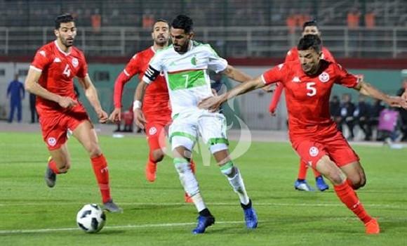 Tunisie - Algérie : une rivalité vieille de 58 ans .