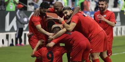 Palestine ; succès face au Comores et qualification pour la Coupe arabe des nations ( photo afc.com )