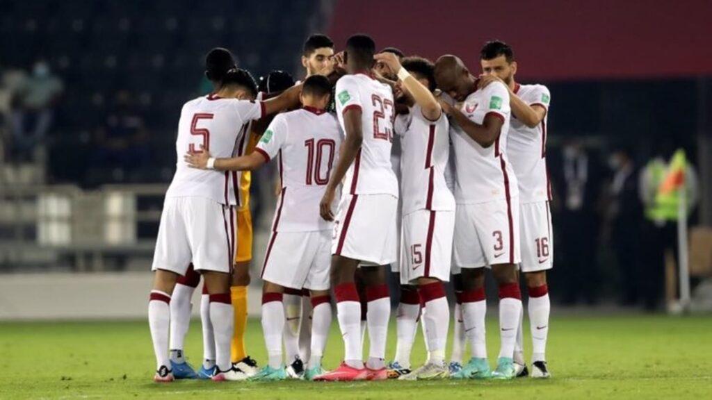 Qatar:   Qualifiés  pour le Mondial que leur pays  organise et l(AFC 2023 en Chine,, les coéquipiers  d'Al Haydos s'attaquent à la Gold Cup