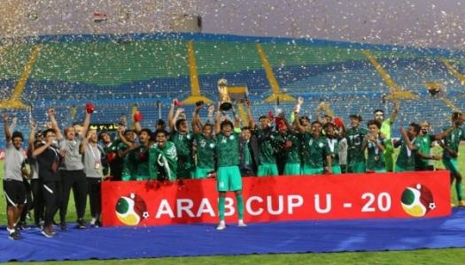 Coupe arabe U20:  Les Faucons matent les Fennecs