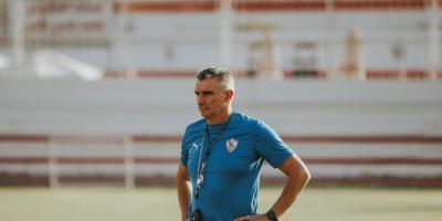 Patrice Carteron ( photo page facebook Zamalek)