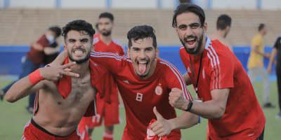 Al Itthiad Tripoli : une victoire  face au Ahly Tripoli  importnate dans la course au titre ( photo page Facebook Ittihad)