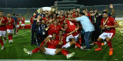 Al Ahly : Et de 10 pour l'Histoire  (photo page Facebook Al Ahly)