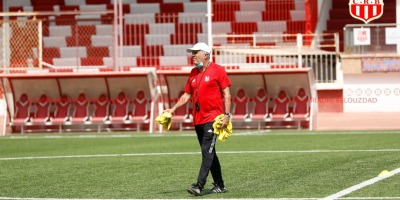 Zoran Manojlovic ( photo page facebook du CRB)