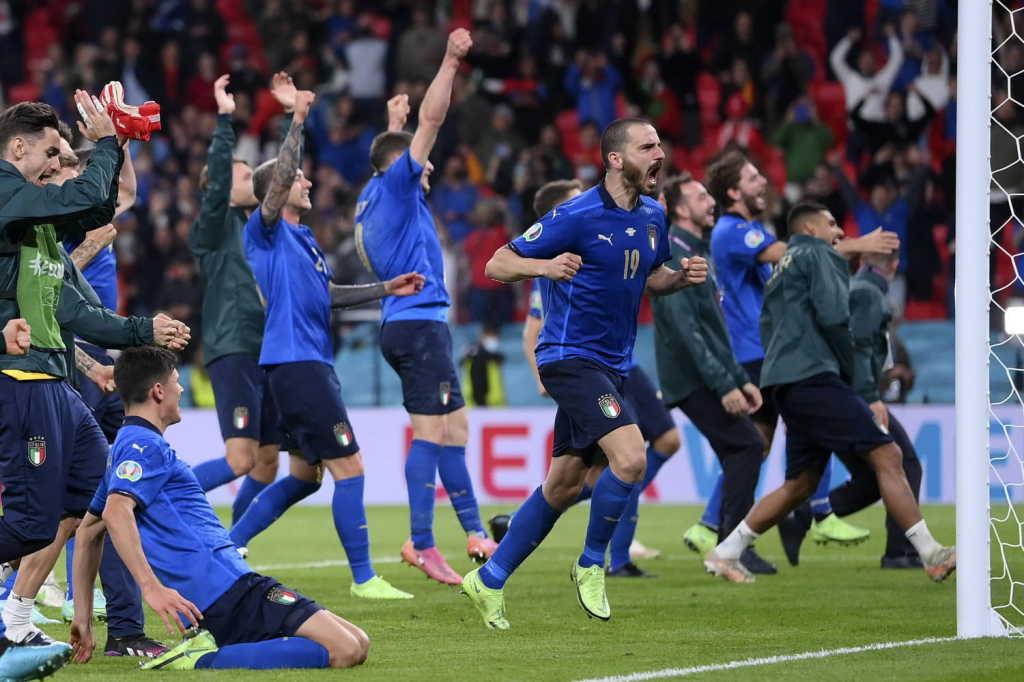 Wembley : Hymne et joueurs  italiens copieusement sifflés et hués