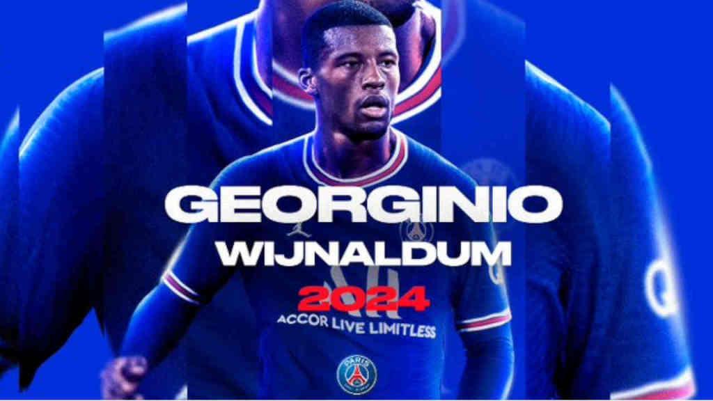 Georginio Wijnaldum