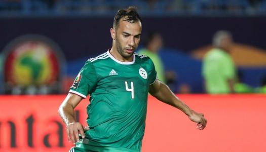 Qatar SC:  le Fennec Benlamri signe trois ans