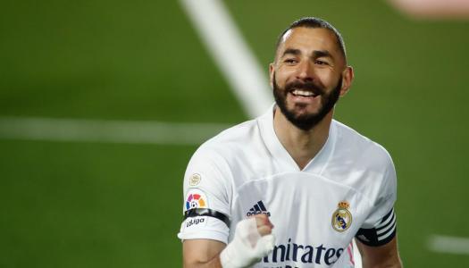 Real : Benzema prolongé jusqu'en 2023