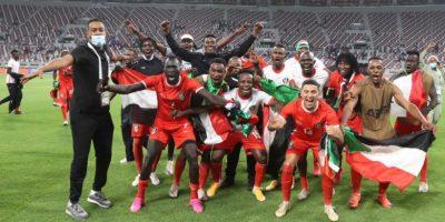 Le Soudan qualifié pour  la Coupe arabe des nations  2021  après son succès devant la Libye (1-0) Photo Fifa.com