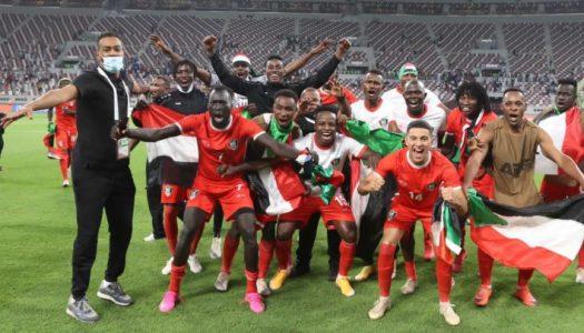 Velud (Soudan): «La Coupe Arabe, c'est parfait pour préparer la CAN»