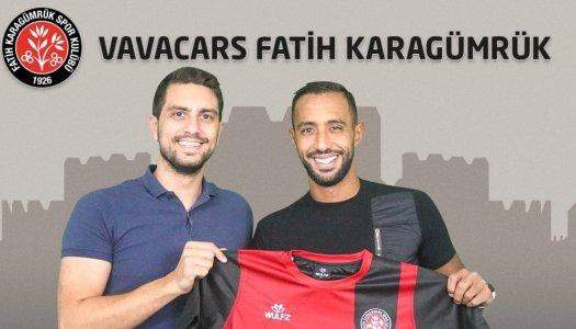 Fatih Karagümrük:  Benatia à la relance