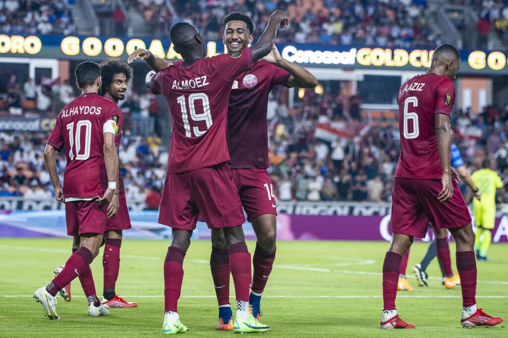 Gold Cup : le Qatar solide et clinique face au Honduras (2-0). Photo Concacaf.com